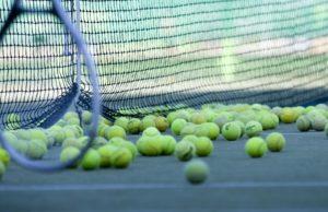entrainement physique tennis