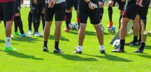 Programme préparation physique football avant saison