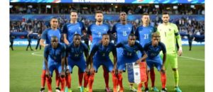Repos joueurs France contre Suisse