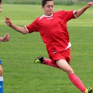 Préparation physique au football en u15