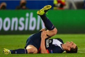 blessure foot