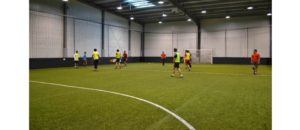 Futsal en période hivernale