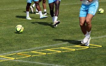 echelle de rythme football