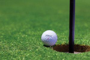 preparation physique golf