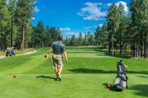 preparation physique golfeur