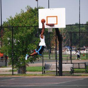 entrainement physique basket ball