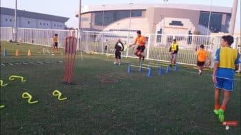 travail de pliometrie au football