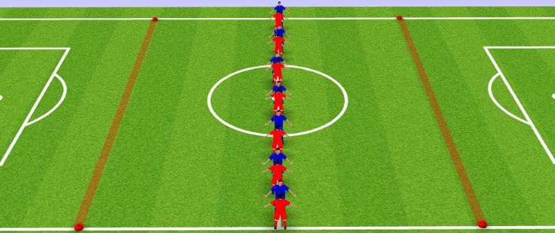travail de vivacite cognitif football