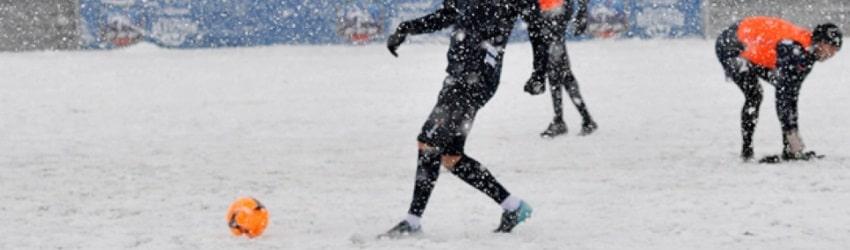 Préparation physique hivernale