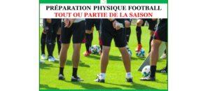 Programme préparation physique foot