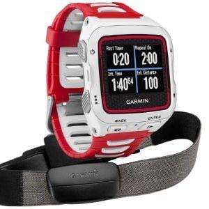 Une montre connectée pour sa préparation physique