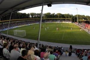 stade club D3 préparation physique