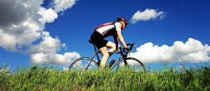 Reprise tardive d'entrainement au vélo