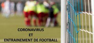 coronavirus footBALL