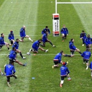 Les étirements au rugby