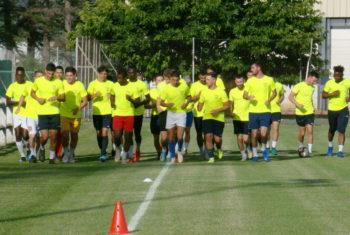 groupe niveau physique foot