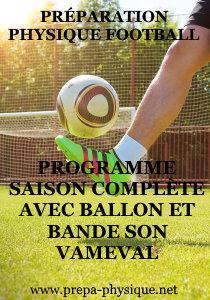 programme saison complete avec ballon et bande son vameval
