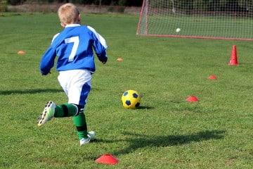 exercice physique foot jeunes
