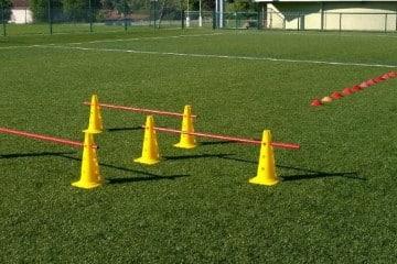 materiel physique football