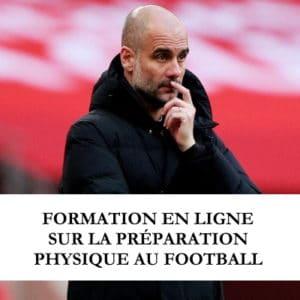 Formation préparateur physique au football