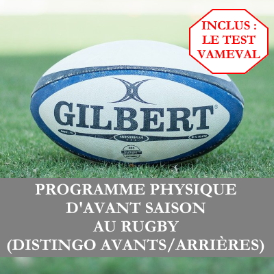 programme physique rugby debut saison avec vameval