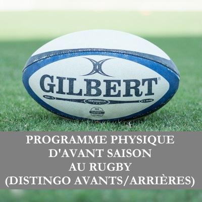 programme physique rugby debut saison