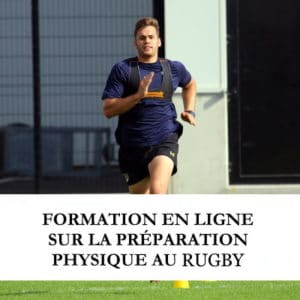 Formation préparateur physique au rugby