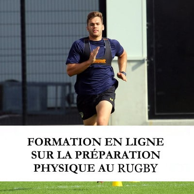 FORMATION PREPARATEUR PHYSIQUE RUGBY