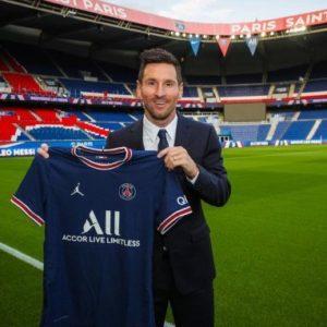 Quand sera le 1er match de Lionel Messi au PSG ?