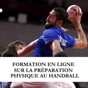 Formation préparateur physique au handball